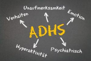 ADHS? Mit unseren Hausmitteln kannst du deine Beschwerden unterstützend behandeln. © magele-picture