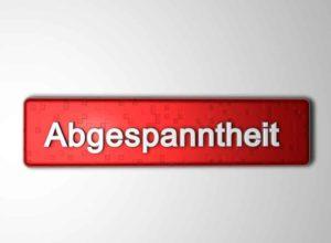 Abgespannt? Mit unseren Hausmitteln helfen wir dir bei der Behandlung. © www.frank-meyer.de