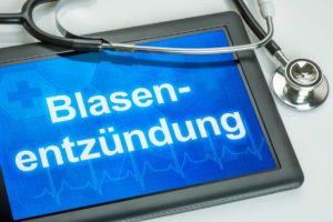 Blasenentzündung mit Hausmitteln behandeln