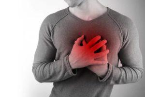 Herzprobleme? Wir haben jede Menge Tipps um deinem Körper etwas gutes zu tun und schnell mit einer unterstützenden Behandlung zu beginnen. © PictureP.