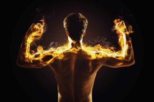 Muskelkater? Unsere Tipps helfen dir dabei deine Muskeln schnell wieder zu regenerieren. © lassedesignen