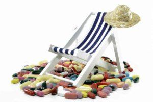 Reisekrankheit mit Hausmitteln behandeln