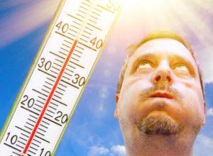 Sonnenstich? Wir haben jede Menge gute Tipps die dir bei einem Sonnenstich helfen können. © Jürgen Fälchle