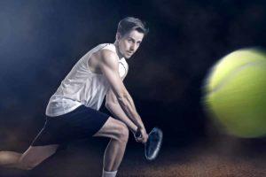 Tennisarm? Wir haben viele bewährte Tipps die dir bei einer schnellen Behandlung helfen können. © lassedesignen