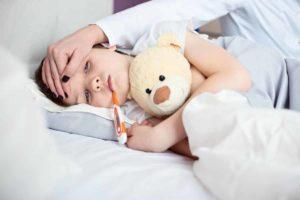 Fieber mit Hausmitteln behandeln