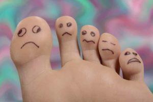 Fußpilz mit Hausmitteln behandeln