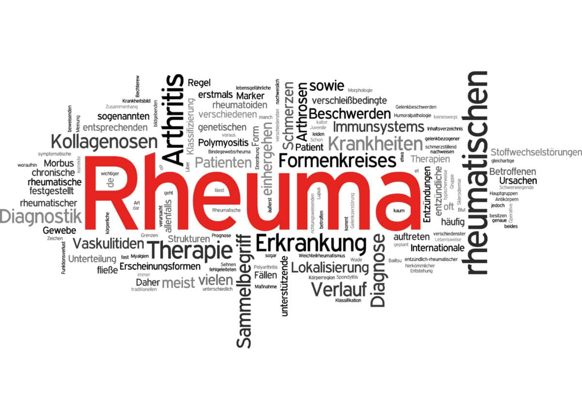 Rheuma Hausmittel