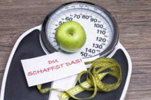 Übergewicht mit Hausmitteln behandeln