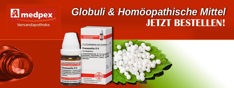 Homöopathische Prokdukte online kaufen