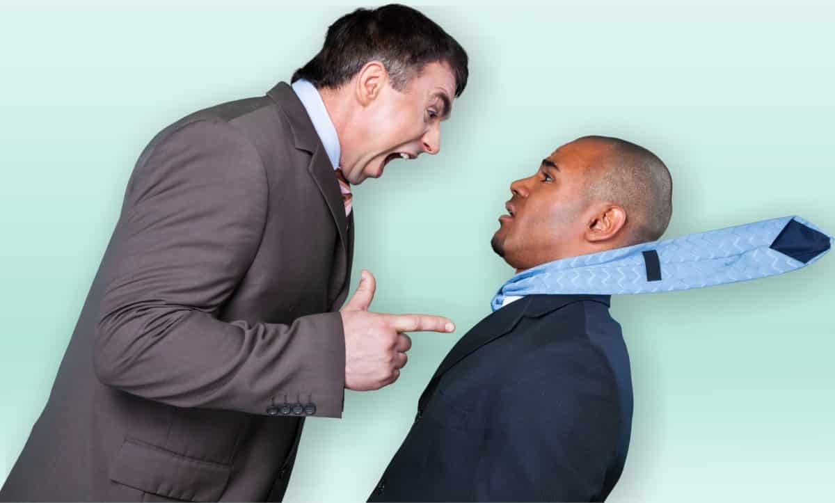 Erfahre mehr über die Behandlung von Aggressivität und welches homöopathische Mittel hilft. Fotolia © BillionPhotos.com