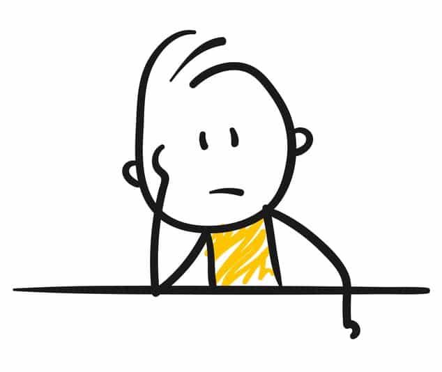 Erfahre mehr über die Behandlung von Depressiven Verstimmungen und welches homöopathische Mittel hilft. © strichfiguren.de